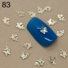 Free shipping!3D Nail Patch Nail Art Stickers and Decals Nail Seals 800pcs/lot