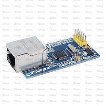 W5500 Ethernet Network Module TCP/IP 51/STM32 SPI Interface New