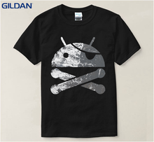 Costume Tshirt Short Sleeve Android Robot Apple Humor Logo Round Men T Shirt Slim Fit Printed Print Fit