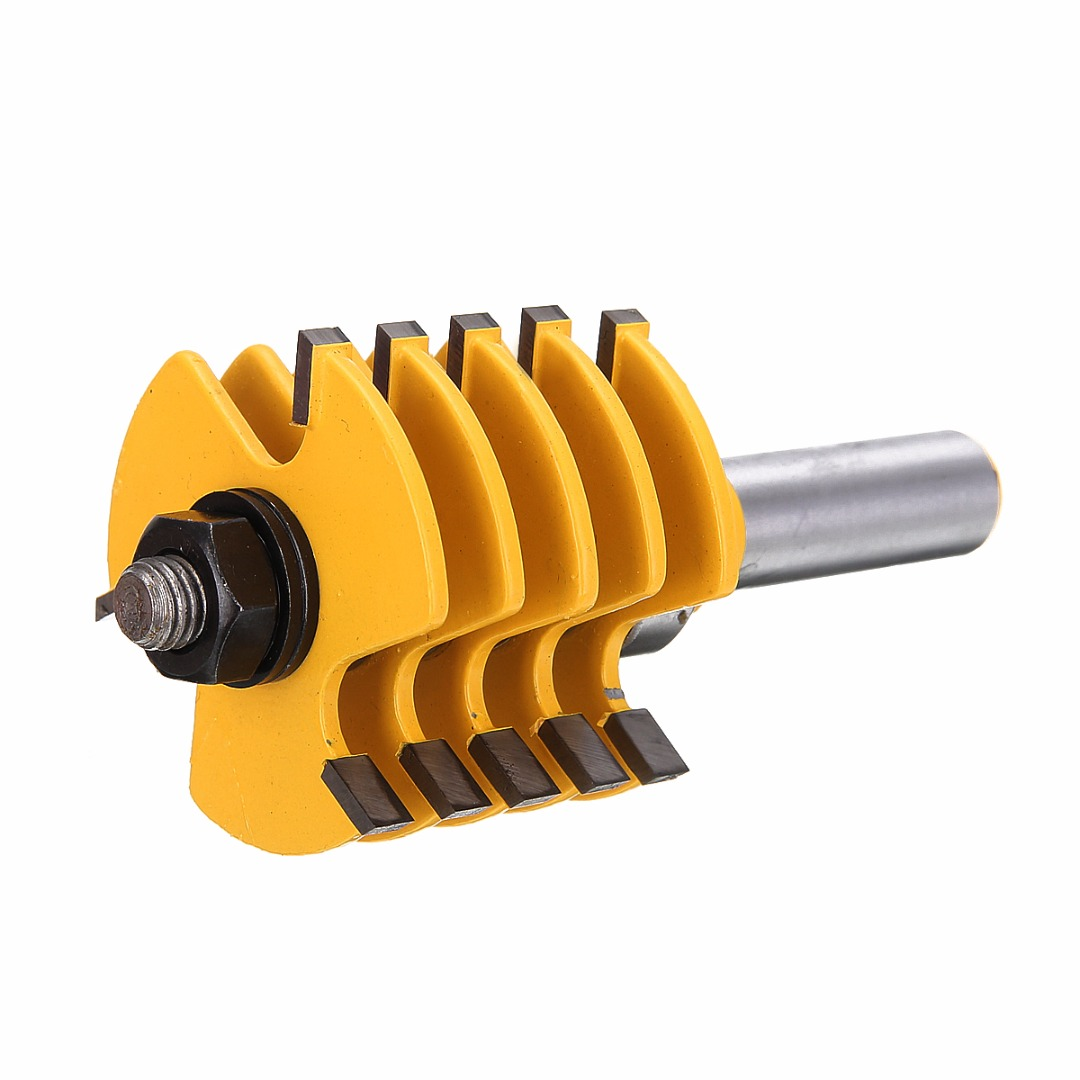 1/2 inch Shank Adjustable Box & Finger Joint Router Bit  Cone Tenon For Woodworking Cutter Power Tool