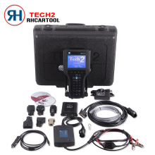2017 Hot Sell GM TECH2 Full Set Support 6 Softwares(GM,OPEL,SAAB ISUZU,SUZUKI,HOLDEN) GM Tech 2 diagnostic tool DHL Free Ship