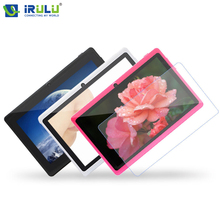 "iRULU eXpro X1 7"" Tablet PC Android 4.4 1024*600  Quad Core 16GB  Dual cameras Support WIFI 2800mAh Multi-Colors Graphics tablet"