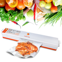 Hight Quality 110V 220V Automatic Electric Food Vacuum Sealer Portable Household Vacuum Packing Machine With Free Gift 15 Bags