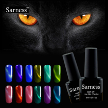 Cheap Gel Soak Off Magnetic 3D Cat Eye Gel Nail Polish UV LED Need Top Base Coat Lacquer Gel Vanish Professional Nail Art
