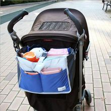 New Fashion Baby Stroller Organizer Diaper Bag Mother Bag Baby Changing Storage Nappy Bag For Baby Stroller Accessories
