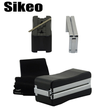 Sikeo Universal Auto Car Vehicle Windshield Wiper Blade Refurbish Repair Tool Restorer Windshield Scratch Repair Kit Cleaner