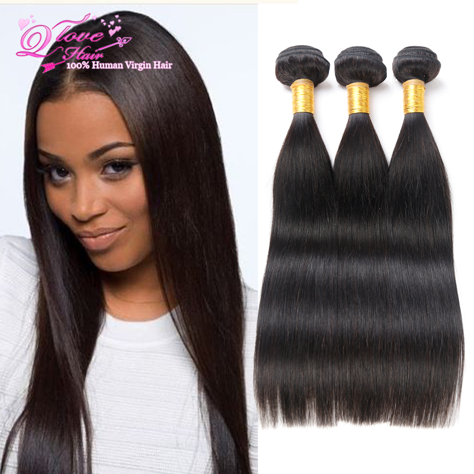 King Hair Straight Mink Brazilian Virgin Hair Straight 3 Bundles Brazillian Straight Hair 7a Unprocessed Brazilian Straight Hair<br><br>Aliexpress