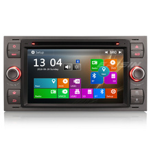 "7"" Special Car DVD for Ford C-Max 2005-2007 & Focus 2005-2007 & S-Max 2007-2009 with 500GB Mobile Hard Disk Support"