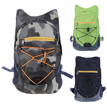 Outdoor Waterproof  Light weight and portable Folding Backpack Bag  Oxford Cloth School Bag 190g High Quality