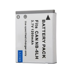 1200Mah NB6L NB-6L Digital Camera Battery For Canon IXUS 310 SX240 SX275 SX280 SX510 SX500 HS 95 200 105 210 300 S90 S95