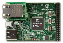 New original DM320007-C  development kit, PIC32MZ Embedded Connectivity with FPU (EF) Starter Kit