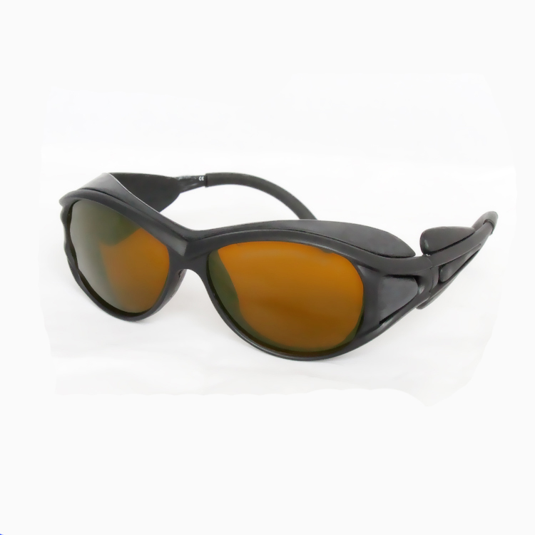 laser safety eyewear O.D 5+ for 190-540nm and 800-1700nm  266,  488-514.5 441 .6 532  808, 810 1064 904 980, 1510  1530,1610<br>
