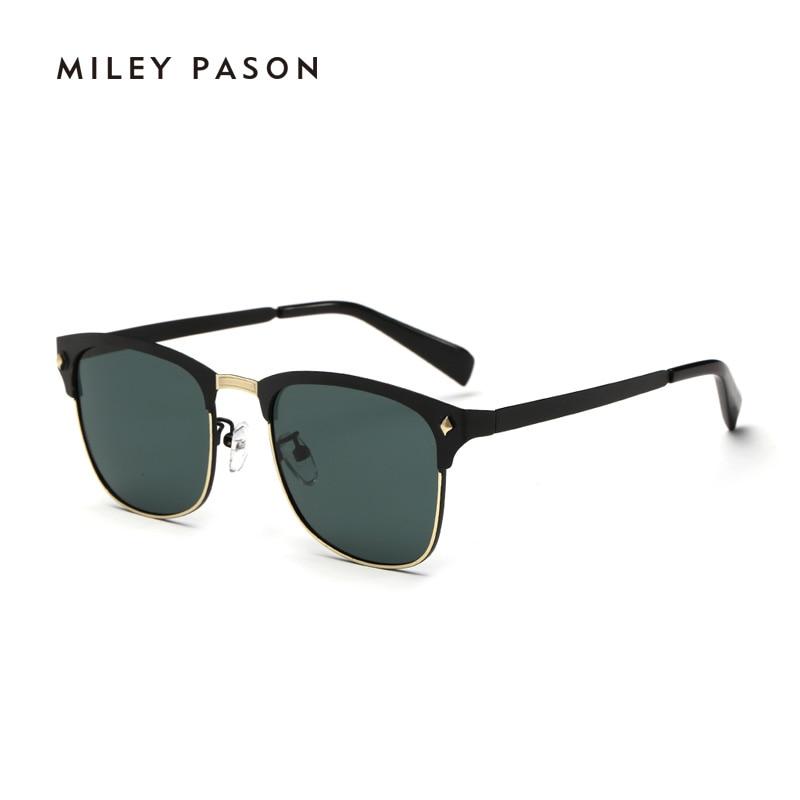 European/American classic fashion Ultra-textured HalfMetal retro Sunglasses for men/women unisex with original box UV400 NO.2569<br><br>Aliexpress