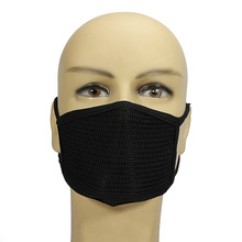Buy 1 Pcs Fashion Unisex Black Cycling Healthy Mouth Face Anti-Dust Cotton Respirator Mask for $1.23 in AliExpress store