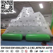 Factory outlet inflatable water iceberg water toy For Floating water park(China)