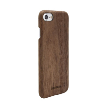 SHOWKOO Brand Phone Case KEVLAR Fibre Ultra For iPhone 7 7PlusThick Lightest Bullet Proof Material Original Wood Case for 7 plus