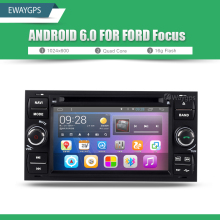 Android 6.0 Quad Core Car DVD Player Stereo gps navigation For Ford Mondeo Focus S-max C-max Galaxy Fiesta Fusion Kuga EW851P6QH