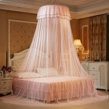 NEW Arrival Top Quality Hung Dome Mosquito Net for Bed,Home Bed Canopy Mosquito,Adults Double Bed Mosquito Net ,moustiQuaire lit