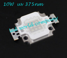 1w 3w 5w 10w 20w 30w 50w 100w UV  led  chip,Ultra Violet High power LED Chip 375nm-380nm  F Aquarium