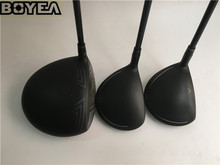 Brand New 3PCS Boyea XR Wood Set Golf Woods Golf Clubs Driver + Fairways Regular/Stiff-Flex Graphite Shaft With Head Cover