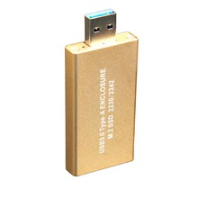 USB 3.0 Type A To NGFF SSD Hard Protable Box 10GB Pen Drive For 2230/2242 USB Flash Drives Memory U Disk Storage
