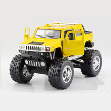 1:40 Kinsmart H2 SUT Car Toy, Simulation Alloy Cars Model For Kids, Miniature Models For Collection, Hot Toys, Brinquedos Gift