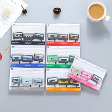 3 pcs/lot Creative magnetic bookmarks for books Kawaii Tape style book marker Korean stationery school office supplies escolar