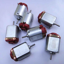 10pcs/lot 130 motor toy motor micro DC motor 3V 16500rpm four wheel small electric motor DIY toy scientific experiment drive car