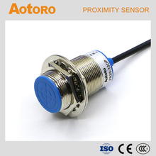 yueqing electric co FR30-10DP cylinder sensor PNP proximity switch china manufacturer