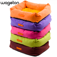 Hot Sales! DOG BOOM Fruit Color Pet Cat and Dog Bed Promotion 5 Colors Kennel SIZE M,L(China)