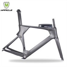 2018 Aero super Light toray Carbon TT Frame manufacture oem Triathlon bikes Carbon time trial Frame Fork Seatpost with ATTK Box(China)