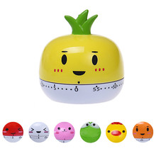 Kitchen timer Top Quality Timer 60 Minute Cooking Mechanical Home Decoration cute kitchen clock timer Sep1