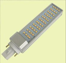 Free Shipping  9W E27/G23/G24(2pin,4pin) LED PL light Epistar SMD2835 leds indoor using commercial PLC bulb lamp