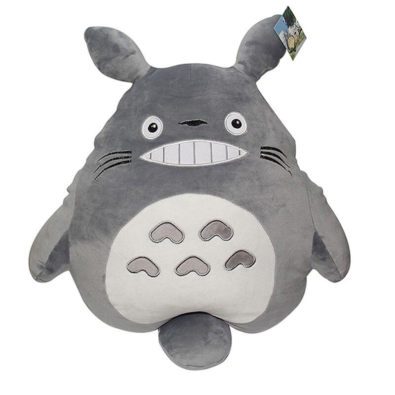 Super Kawaii My Neighbor Totoro Plush Doll Totoro Plush Toys 42CM Large Pillow Cushion Stuffed Doll Gift For Children Kids Toys<br><br>Aliexpress