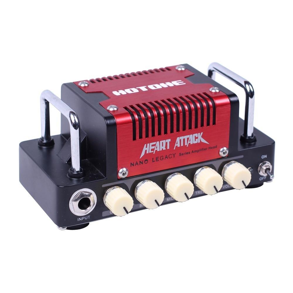 Hotone Heart Attack 5W Metal Sound Guitar Amplifier Head<br><br>Aliexpress