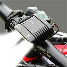 New Generation XM-L2 X2 Cree LED Bike LED Front Lights Bicycle Light MTB Cycling 3800LM Head Light(China)