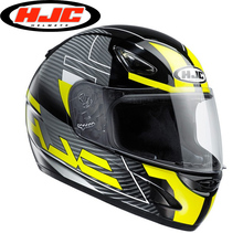 Authentic New Design HJC CS-14 Motorcycle Full Face Helmet Automobile Race Helmet ECE Approved