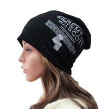 Fashion Spring Autumn Women and Men Hip-Hop Beanies Multifunction Baggy Casual Hat