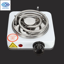 220V 500W Burner Electric stove Hot Plate kitchen portable coffee heater Design l Hotplate Cooking Appliances(China)