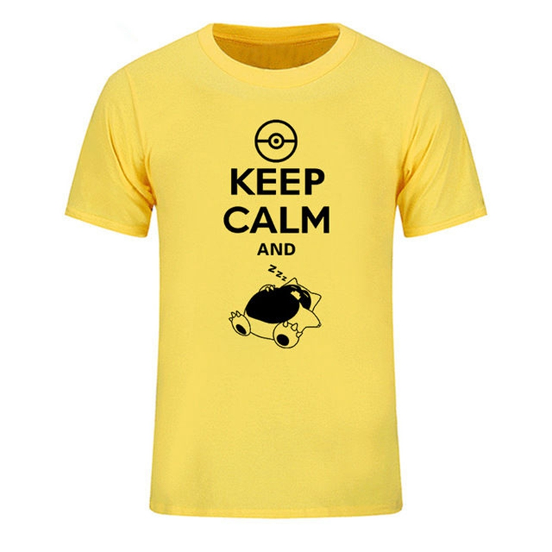 2017-new-Fashion-Style-Keep-Calm-And-Carry-On-Snorlax-Sleep-On-Pokemon-T-Shirt-Casual.jpg_640x640 (2)