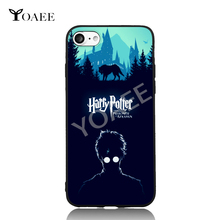 Harry Potter Prisoner of Azkaban Fun Art For iPhone 6 6s 7 Plus Case TPU Phone Cases Cover Mobile Protection Decor Gift(China)