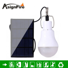 LED Solar Powered Portable Led Bulb Lamp Solar Energy Lamp LED Lighting Solar Panel Light Camping Light Equivalent To 15w