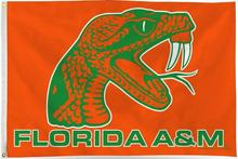 Florida A&M Flag NCAA Flag hot sell goods 3X5FT 150X90CM Banner brass metal holes(China)