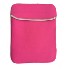 Solid Color New Mini 8 Inch 9 10 12 11 13 14 15 17 Inch Laptop Sleeve Bag High Quality Neoprene Shockproof Bags Cover Cases