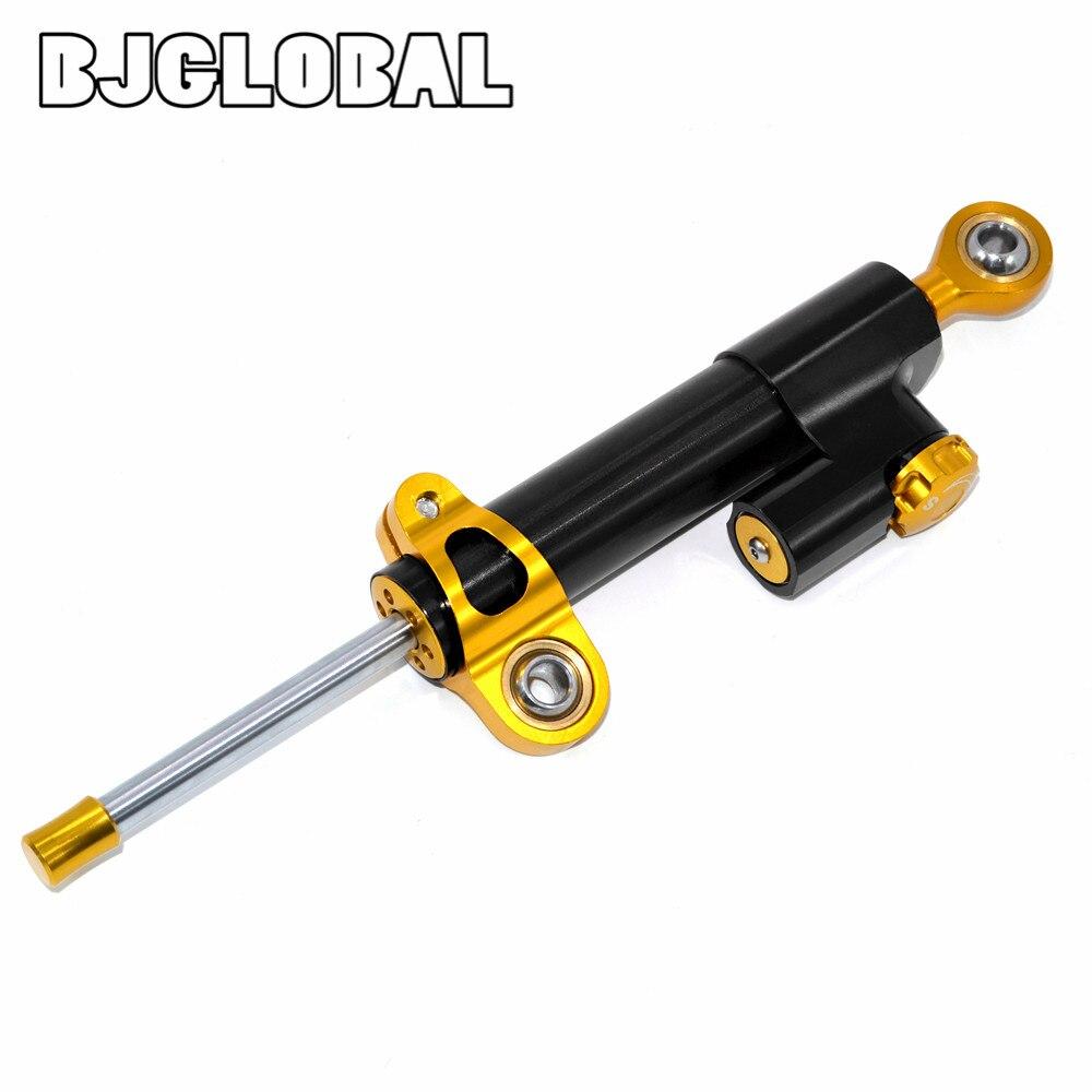 Universal Adjustable CNC Aluminum Motorbike Motorcycle Steering Damper Stabilizer Motor Steer Parts<br><br>Aliexpress