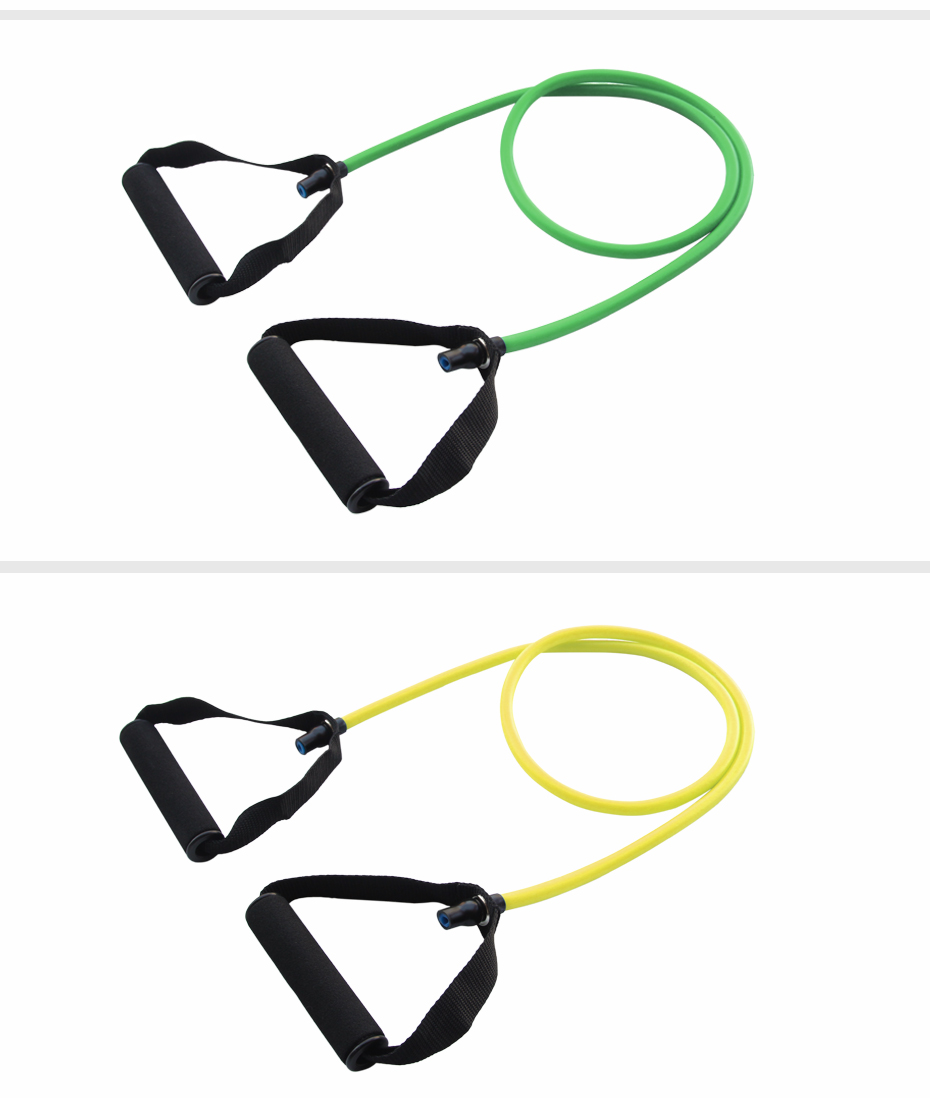 120cm Elastic Resistance Bands Yoga  (23)