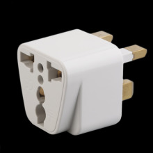 New Travel Converter UK Power Plug Adapter To Australia UK USA EU Converter