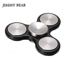 Buy JIMMY BEAR 1 Pcs Hand Spinner Fidget Spinner Stress Cube Hand Spinners Focus KeepToy ADHD EDC Anti Stress Toys for $14.03 in AliExpress store