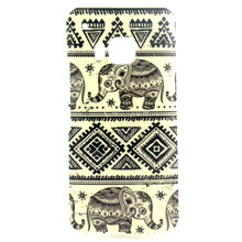 Blue Elephant Rubber Soft TPU Protection Case Cover for HTC One M9(China)