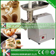 Export EU touch-tone stainless steel industrial meat grinder price with 360 thread ninced principle authentic